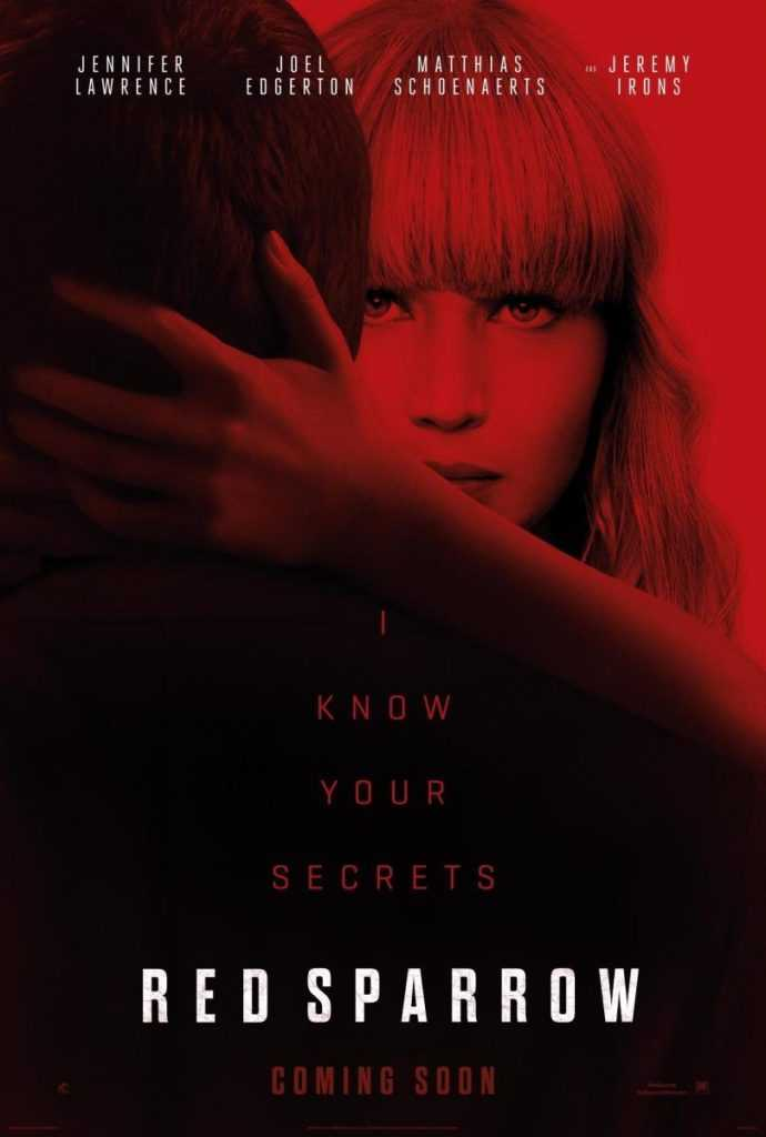 Red Sparrow (2021)